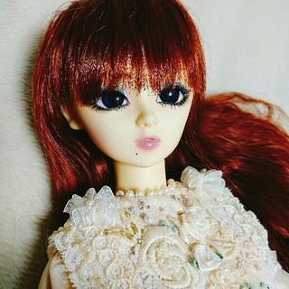 ボークス(VOLKS)の週末限定値下げスーパードルフィー SD少女(人形)