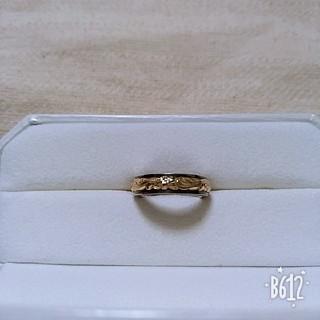 ロノ(LONO)のmaxi ハワイアンジュエリー リング(リング(指輪))
