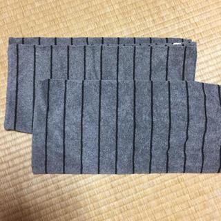 ムジルシリョウヒン(MUJI (無印良品))の無印良品 枕カバー 2枚セット(シーツ/カバー)