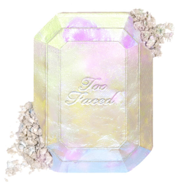 Too Faced(トゥフェイス)のトゥーフェイス ダイヤモンドハイライティング 箱付き コスメ/美容のベースメイク/化粧品(フェイスパウダー)の商品写真