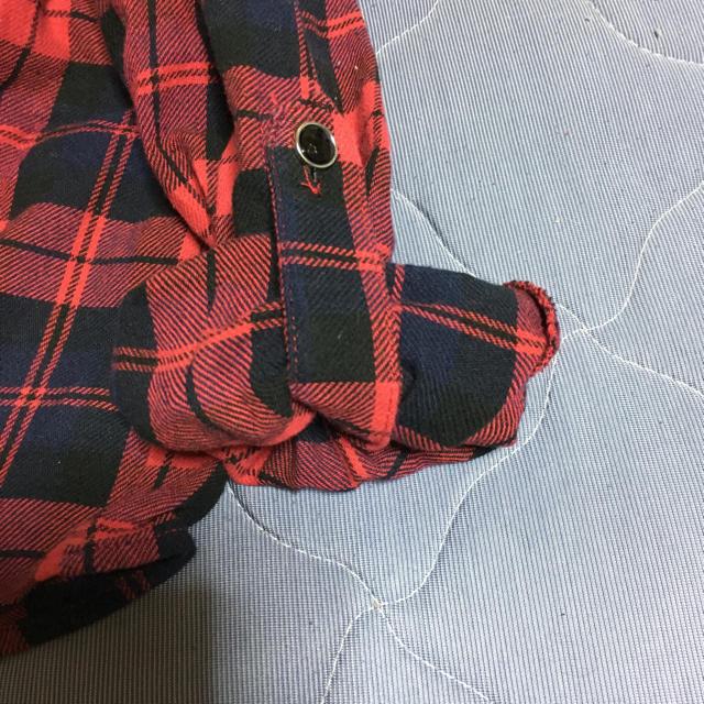 しまむら(シマムラ)のしまむら チェックシャツ レディースのトップス(シャツ/ブラウス(長袖/七分))の商品写真