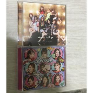 ウェストトゥワイス(Waste(twice))のTWICE Wake Me Up,Candy Popセット(K-POP/アジア)