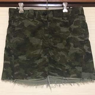 アイリッシュ(I★RISH)のI★RISH☆カモフラミニスカート(ミニスカート)