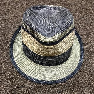 スキャパ(SCAPA)のSCAPA  ハット/麦わら帽子(麦わら帽子/ストローハット)