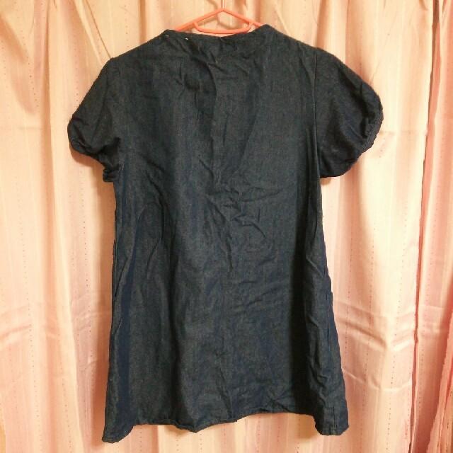 GU(ジーユー)の2点で400円  gu  ジーンズ/デニム  チェニック・ワンピース  M レディースのパンツ(デニム/ジーンズ)の商品写真