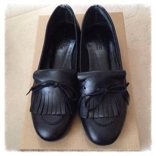 ミスティック(mystic)のmystic レザーローファー(ローファー/革靴)