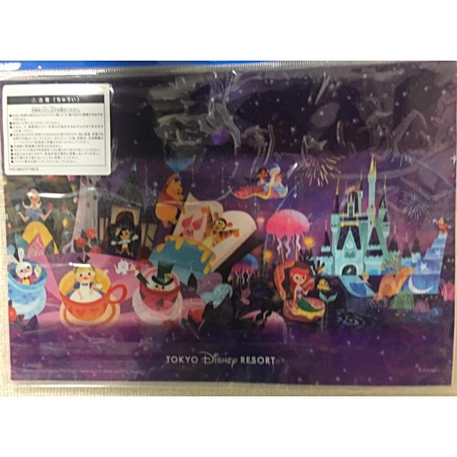 Disney(ディズニー)のディズニー クリアケース クリアファイル エンタメ/ホビーのアニメグッズ(クリアファイル)の商品写真