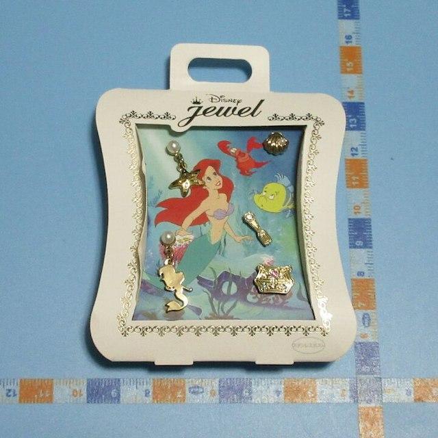 Disney(ディズニー)のピアスセット「リトルマーメイド」アリエル レディースのアクセサリー(ピアス)の商品写真