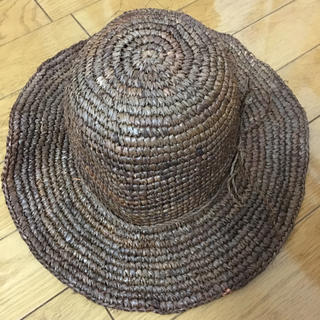 コーエン(coen)の酸味様専用☆coen夏用帽子(麦わら帽子/ストローハット)