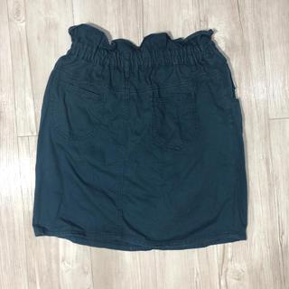 ジエンポリアム(THE EMPORIUM)のエメラルドグリーン スカート(ひざ丈スカート)