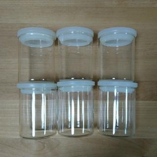 ムジルシリョウヒン(MUJI (無印良品))の無印良品 ♡ 耐熱ガラス丸型保存容器 2(容器)