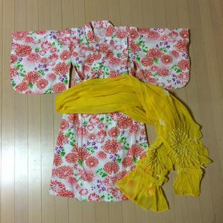 アンパサンド(ampersand)のampersand 浴衣 100cm(甚平/浴衣)
