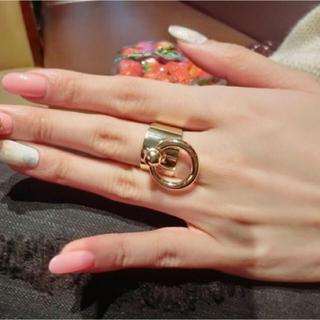 チャイキム(chaikim)の【新品未使用】リングモチーフ リング(リング(指輪))