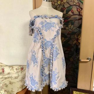 ヴィヴィアンウエストウッド(Vivienne Westwood)のヴィヴィアン ゴブランローズ スカート(ロングスカート)