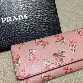 プラダ(PRADA)のプラダ 長財布 日本限定モデル(財布)