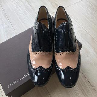 ペリーコ(PELLICO)の【新品】ペリーコウィングチップシューズ(ローファー/革靴)
