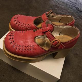 アシナガオジサン(あしながおじさん)のあしながおじさん  厚底靴(訳あり)(ローファー/革靴)