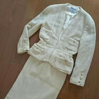 シャネル(CHANEL)のCHANEL vintageスーツ(スーツ)