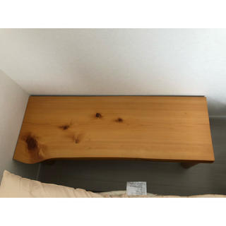机(ローテーブル)
