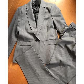 アンテシュクレ(intesucre)のレディース スーツ三点セット 新品未使用11号です。(スーツ)