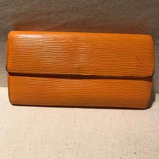 ルイヴィトン(LOUIS VUITTON)のルイヴィトン エピ 財布(財布)