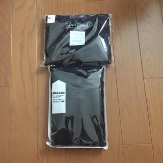 ムジルシリョウヒン(MUJI (無印良品))の無印良品muji laboTシャツXL4枚セット(Tシャツ/カットソー(半袖/袖なし))