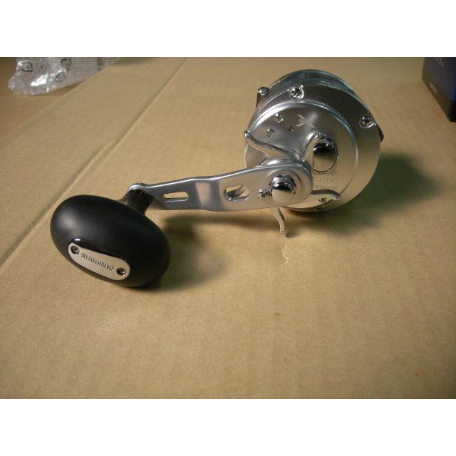 SHIMANO(シマノ)のシマノカルカッタ 301HG 美品です。 スポーツ/アウトドアのフィッシング(リール)の商品写真