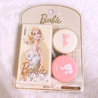 バービー(Barbie)のバービー コンタクトケース♪(その他)