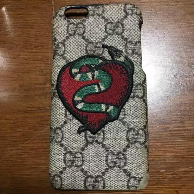 かわいい iphone8 ケース 三つ折 、 Gucci - gucci iPhoneケースの通販 by ぽん's shop|グッチならラクマ