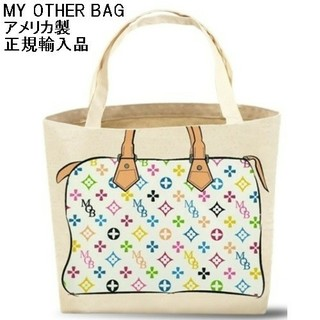 マイアザーバッグ(my other bag)のmyotherbag マイアザーバッグ おしゃれバッグが再入荷 正規品(トートバッグ)