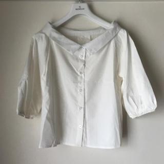 リサーチ(....... RESEARCH)の【美品】カラーブラウス(シャツ/ブラウス(半袖/袖なし))