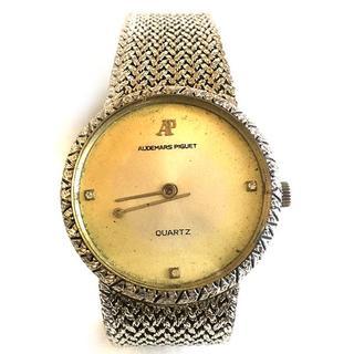 オーデマピゲ(AUDEMARS PIGUET)のAUDEMARS PIGUET オーデマ・ピゲ 180-185 クォーツ 腕時計(腕時計(アナログ))