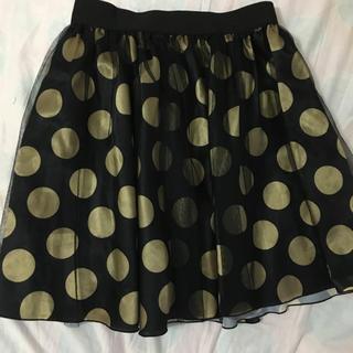 ディズニー(Disney)のdisney minee スカート(ミニスカート)
