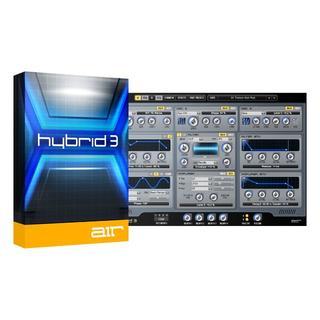 シンセ AIR Hybrid 3 EDM プリセット1200以上(ソフトウェア音源)