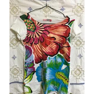 デシグアル(DESIGUAL)のDesigual デシグアル Tシャツ 女の子 (Tシャツ/カットソー)
