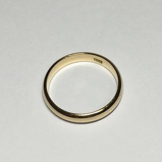 ゆづ様専用 K18 リング(リング(指輪))