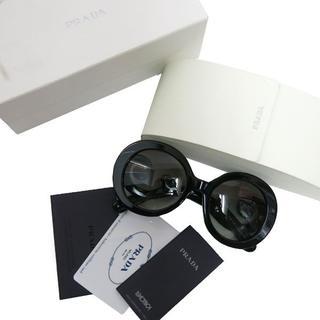 ec25b7133253 プラダ(PRADA)のPRADA バロック サングラス ブラック プラダ(サングラス/メガネ)