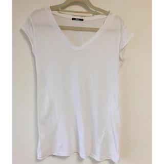 スライ(SLY)のSLY シンプルVネックTシャツ(Tシャツ(半袖/袖なし))