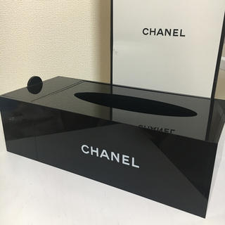 シャネル(CHANEL)のシャネル☆ティッシュBox(ティッシュボックス)
