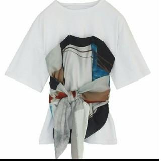 アメリヴィンテージ(Ameri VINTAGE)のアメリ 完売 Tシャツ(Tシャツ(半袖/袖なし))