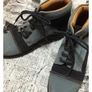 スエード 靴(その他)