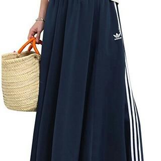 アディダス(adidas)のL アディダスオリジナルス ロングスカート(ロングスカート)