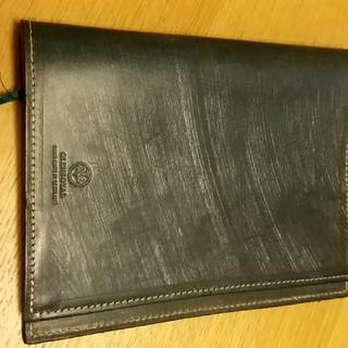 グレンロイヤル(GLENROYAL)のGLENROYAL ブックカバー 袋付 新品(ブックカバー)