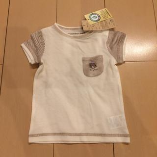 2a15aa3f1025d シマムラ(しまむら)の新品 オーガニックコットン Tシャツ 60〜70(Tシャツ