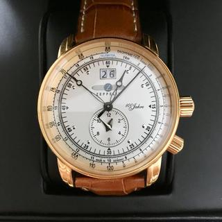 ツェッペリン(ZEPPELIN)のメンズ腕時計Zeppelin 76405(腕時計(アナログ))
