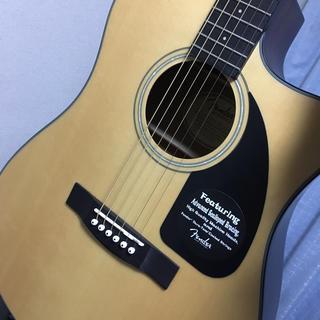 Fender - fender エレアコ