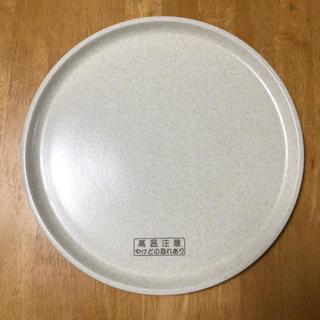 ヒタチ(日立)のオーブンレンジ用の丸皿(セラミック製)【HITACHI MRO-FA4001】(電子レンジ)