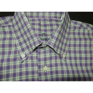 アイグナー(AIGNER)のアイグナー AIGNER トップス 半袖シャツ 美品💴⤵(シャツ)