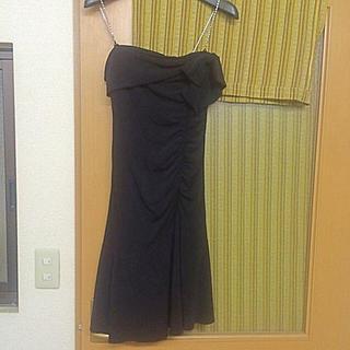 KNOW BEANS ドレス(ひざ丈ワンピース)