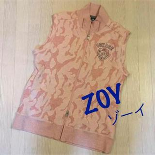 ゾーイ(ZOY)の未使用■23,760円【ZOY ゾーイ】メンズ ベスト L(ウエア)